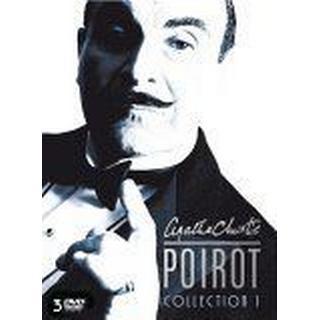 Agatha Christie - Poirot Collection 1 [DVD]